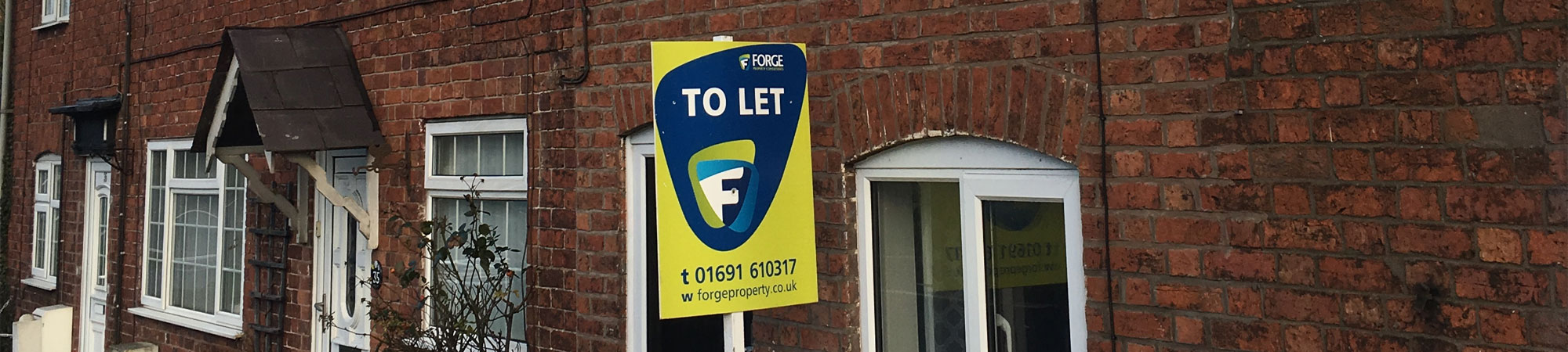 Property to rent in Shropshire