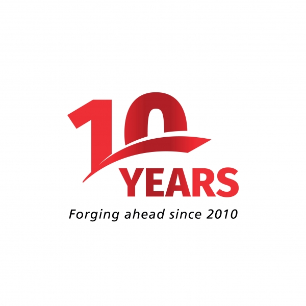 Ten years trading for Forge Property Consultants
