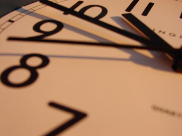 Clocking off British Summer Time