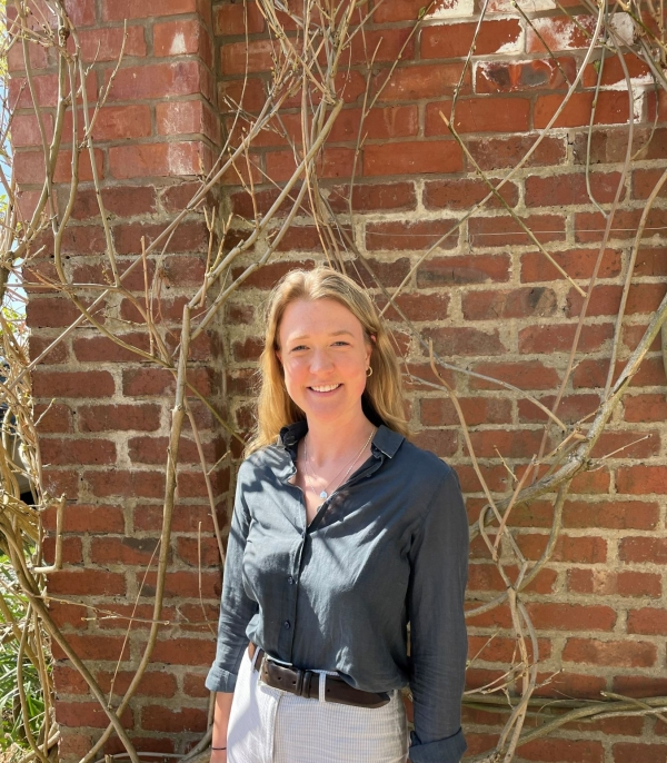 Five minutes with… Amie Beacock, Assistant Surveyor