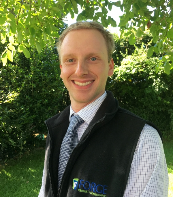 Five minutes with… Andy Lowe, Assistant Surveyor