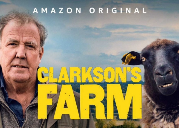 From not a lot to Diddly Squat – what 'Clarkson's Farm' reveals about diversifying