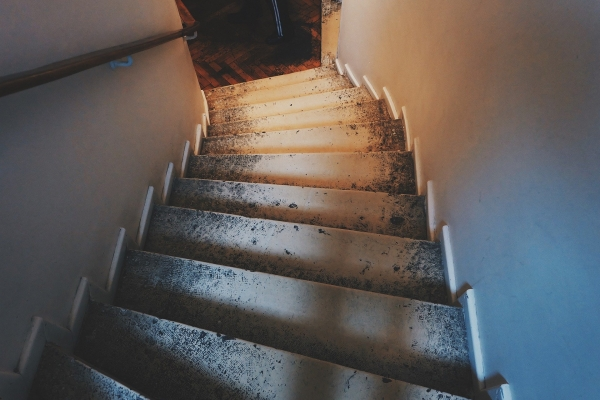 One step at a time: Staircases and Landings