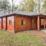 Local couple acquires Ellesmere woodland lodge site